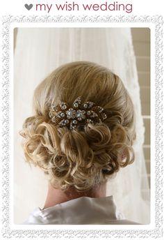 #wedding, #casamento, #noiva, #bride, #weddingday, #noivado, #engagement, #weddinghair, #penteado, #hairstyle,