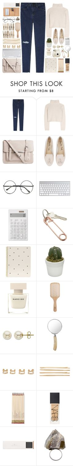 """Zolita - Holy"" by annaclaraalvez ❤ liked on Polyvore featuring The Row, Pieces, Retrò, Muji, CB2, Sugar Paper, Narciso Rodriguez, Fujifilm, Philip Kingsley and Lord & Taylor"