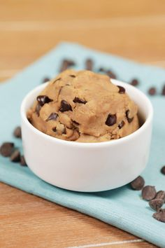 Glow's Gluten-Free Cookie Dough
