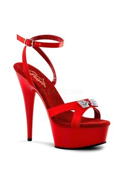 Check out our huge collection of exotic dancer Pleaser sexy sandals. We have black sandals, high heel sandals from Bordello, Pin Up Couture, and Pleaser Day & Night. Red High Heels, High Heels Stilettos, Womens High Heels, Stiletto Heels, Sexy Heels, Strappy Heels, Pumps, High Heels Images, Holiday Shoes