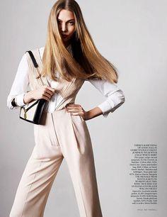 British Vogue - Tall Order