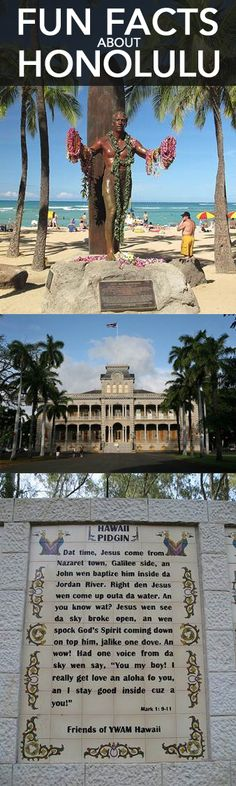 Here are some little-known and fun facts about Honolulu that you likely never knew. #Travel #Hawaii #Trivago