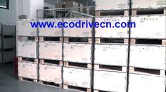 Warehouse of servo drives, variable speed drives, motor soft starters, inverters, ....