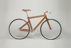 Fait entièrement de noyer, le cadre du vélo LagoMorph a été conçu par Seth Deysach, designer de mobilier reconnu. Sa passion pour le vélo l'a mené a dessiner ce cadre un peu fou. Il faudra compter environ 5300€ pour mettre les mains sur ce vélo...