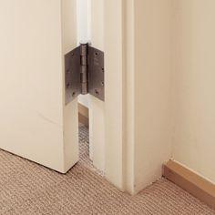 modern door jamb detail. Plain Modern The Modern Door Jamb And Detail