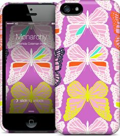 Monarchy by Rashida Coleman-Hale - iPhone 5/5S Case