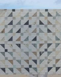 Dawn's Hearty Good Wishes Quilt - pattern by Shannon Mower