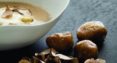 Spiced Chestnut Soup Recipe | Ross Lewis | TheTaste.ie