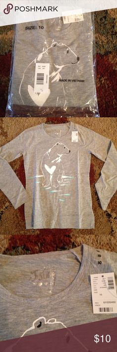 Girls shirt Brand new with tags Justice shirt for girls size 10 Justice Shirts & Tops Tees - Long Sleeve