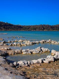 Acque termali Lago di Venere in Pantelleria - Movingitalia.it