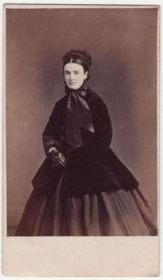 """This beautiful lady was part of one of the hugest scandals in the Victorian Britain. Lady Mourdant was accused in 1870 of adultery, the jugde said she was insane (""""Sex Crazy"""") and was sent to an asylum for the rest of her days (1906). Its said she was mistress of Edward, then prince of Wales, who was witness in the trial against her (tho it wasnt proved that he had more than an """"innocent flirt"""" with her)."""