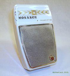 Monarch Pocket Radio
