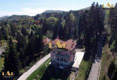 Sale Flat on Maggiore Lake Maggiore.  The villa covers four floors. There