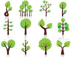 дерево вектор - Поиск в Google