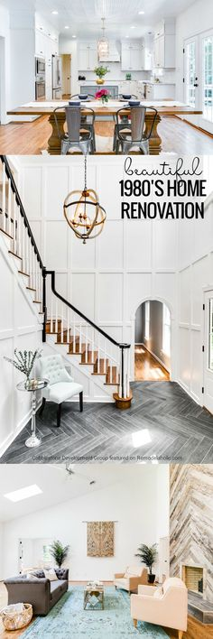 Good Photo Fireplace Tile herringbone Strategies It's winter. However the snow…, – farmhouse fireplace tile Reclaimed Wood Fireplace, Farmhouse Fireplace, Home Renovation, Home Remodeling, Wood Facade, Modern Hallway, Entry Hallway, Home Improvement Loans, Fireplace Remodel