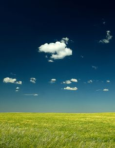 ☆ Tranquilo - Wheat and sky combine to paint this typical rural scene near Highwood, Montana :+: By Todd Klassy ☆