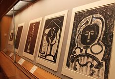 British Museum - Picasso post-war prints: lithographs and aquatints
