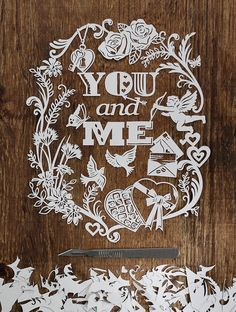You and Me: Made by Julene