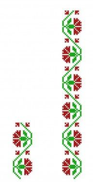 – My Wallpapers Page Cross Stitch Bookmarks, Cross Stitch Rose, Cross Stitch Borders, Cross Stitch Flowers, Cross Stitch Designs, Cross Stitching, Cross Stitch Patterns, Folk Embroidery, Cross Stitch Embroidery