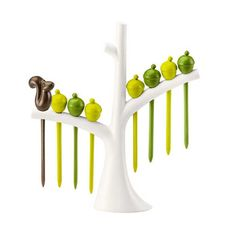 Buy the Appetiser skewers Nick from Koziol, on Made in Design - 48 to 72 hours delivery.