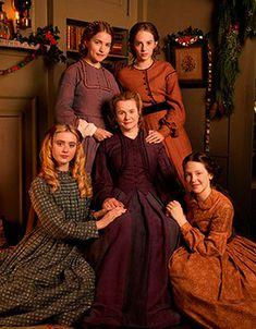 It's here! The Little Women BBC / PBS Masterpiece trailer.