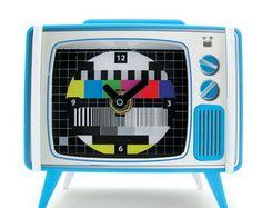 Relógio de Mesa TVzinha