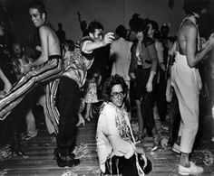 Fiorucci Party at Studio 54. Image/Date Uncredited