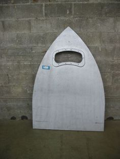 Space Ship Headboard or Giant Ouiji Board Pointer | Second Use, Seattle: Building Materials, Salvage, & Deconstruction