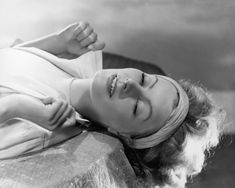 Clarence Sinclair Bull, Portrait of Greta Garbo in Two-Faced Women