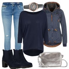 Herbst-Outfits: CasualAlltag bei FrauenOutfits.de