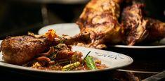 9 συνταγές για το κυριακάτικο τραπέζι   Έθνος Foie Gras, Achiote, Food Insecurity, Healthy Brain, Sliced Potatoes, Gluten Free Diet, Food Waste, Tandoori Chicken, Carne Asada