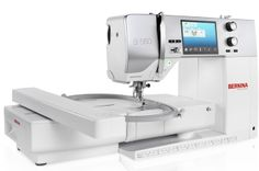 BERNINA 560 – the multi-talent for sewing and embroidery - BERNINA
