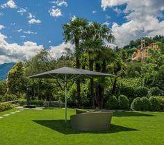 Sonnenschirm Fortello individual rund Ø 450 cm von Glatz