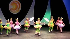 Танец-Гусенички