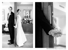 Will you see your groom before the ceremony or stick to tradition?