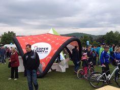 Signus tent inflatable