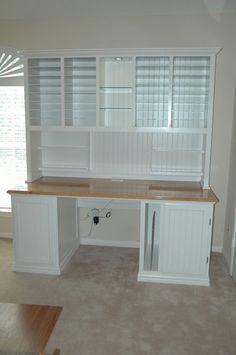 Scrapbook Desk