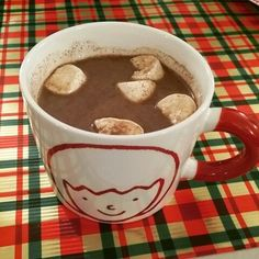 #vegan mexican hot chocolate