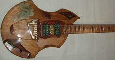 How to make a Pallet Guitar http://tfir.es/1DZjB7O