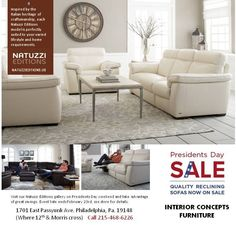 Presidents Day Furniture Sale! All Natuzzi Editions Leather Sofas U0026  Sectionals On Sale! Great