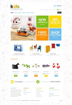Kids furniture   #kids #e-commerce