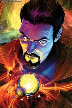 Marvel's Magical Hero