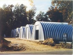 Metal Buildings Quonset Hut Home Storage