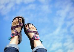 We love this shot by @dallythewally.  Customize your own pair of Z/Sandals at MyChacos.com!  #ChacoNation