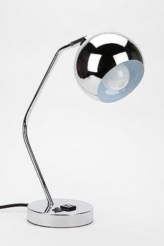 Gumball Desk Lamp also in gold  $59