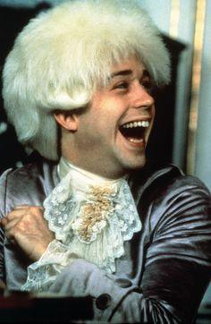 Amadeus (1984) F. Murray Abraham , Tom Hulce. Réalisateur : Milos Forman. Histoire de Wolfgang Amadeus Mozart.