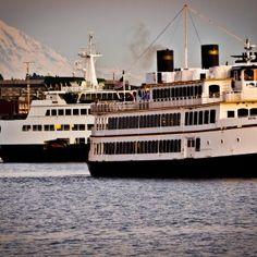 Ferry to the San Juan Islands