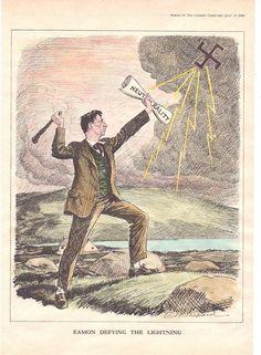 55 best eamon de valera images on pinterest easter rising ireland ireland eamon de valera eamon defying the lightning fandeluxe Image collections