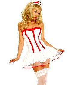 Krankenschwester Sexy Nurse Kostüm