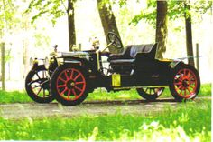 1908 Chenard & Walcker T Sport